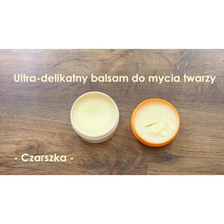 DIY Domowy, ultra-delikatny balsam do mycia twarzy!
