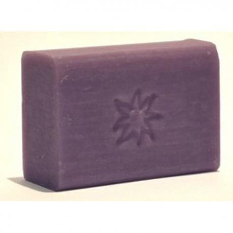 Les Argiles Du Soleil Mydło z glinką fioletową 100 g