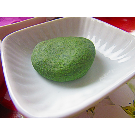DIY Zielona plastelinka do mycia dla skóry tłustej i mieszanej