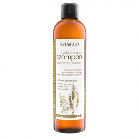 Sylveco Odbudowujący szampon pszeniczno-owsiany 300 ml