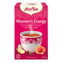 Yogi Tea Herbatka Dla Kobiet Energia Bio 17x1,8 g