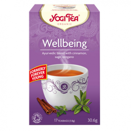 Yogi Tea Herbatka Na Dobre Samopoczucie Bio 17x1,8 g