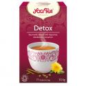 Yogi Tea Herbatka Detox Bio 17x1,8 g