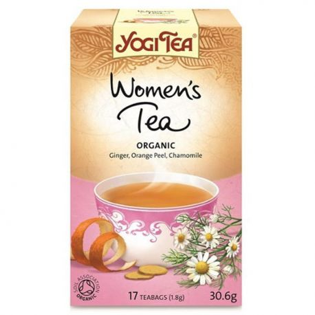 Yogi Tea Herbatka dla Kobiet Bio 17x1,8 g