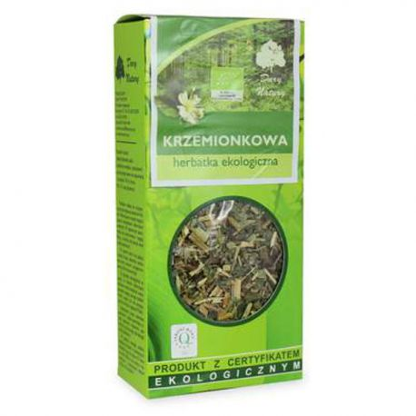 Dary Natury Krzemionkowa Herbatka Ekologiczna 50 g