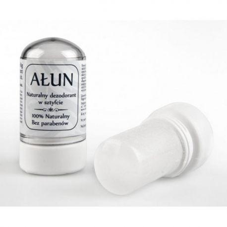 AŁUN - 100 % naturalny dezodorant w sztyfcie 60 g