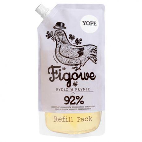 Yope Mydło w płynie Figa doypack 500 ml