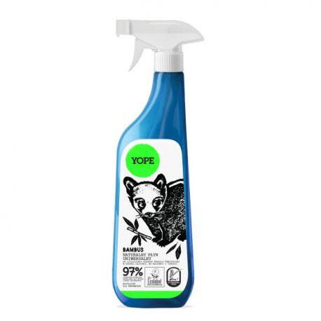 Yope Naturalny Płyn Uniwersalny - Bambus 750 ml