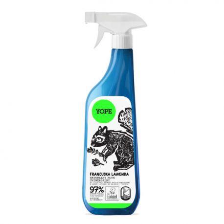 Yope Naturalny Płyn Uniwersalny - Francuska Lawenda 750 ml