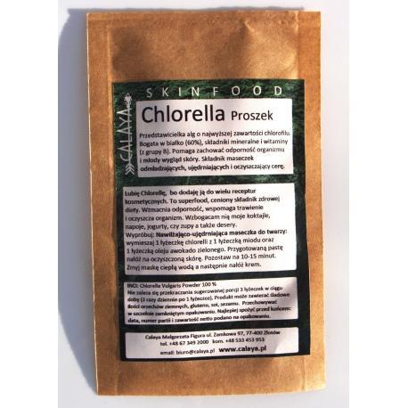Chlorella proszek