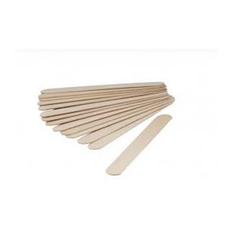 Szpatułka Drewniana - jałowa