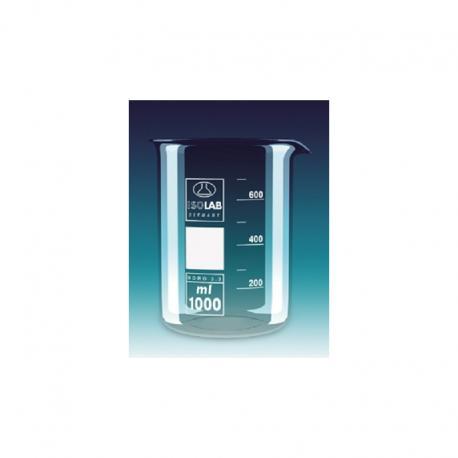Zlewka niska szklana 150 ml