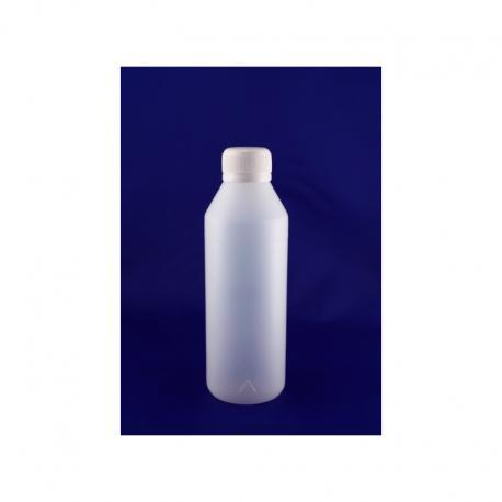 Butelka plastikowa z nakrętką 250 ml