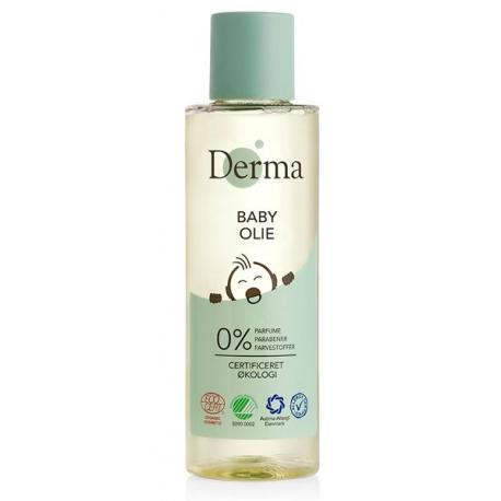 Derma Eco Baby Oliwka dla Dzieci 150 ml