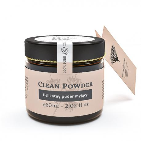 Make Me Bio Clean Powder Delikatny puder myjący 60 ml