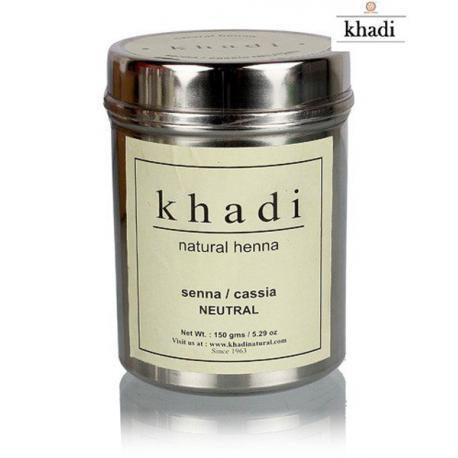 Khadi Naturalna Henna Cassia (Bezbarwna) 150 g