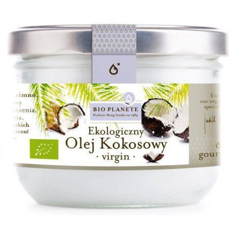 Bio Planete Olej Kokosowy Virgin