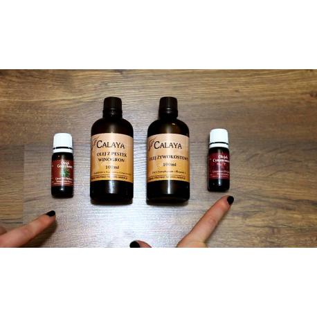 DIY Rozgrzewający olejek do masażu - Stwórz Własny Kosmetyk