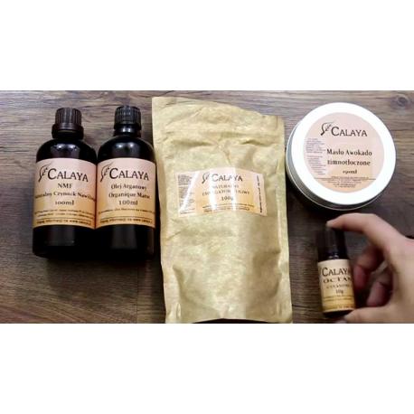 DIY Balsam do ciała na bazie oleju arganowego i masła awokado - Stwórz Własny Kosmetyk
