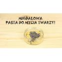 DIY Migdałowa pasta do mycia twarzy